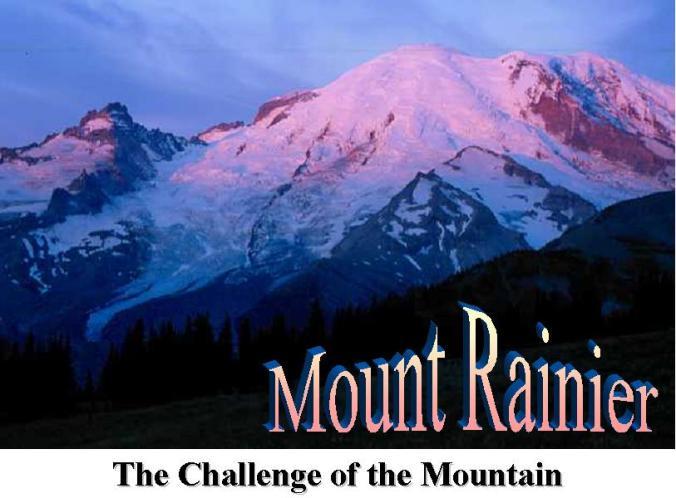 Rainier - Title